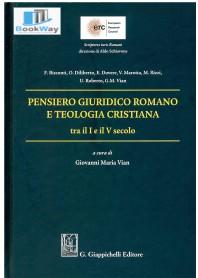 pensiero giuridico romano e teologia cristiana