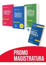 Manuali Superiori Civile, Amministrativo, Penale+Comp. Penale P. Speciale Kit di Garofoli, Ferrari, Chine', Fratini, Zoppini