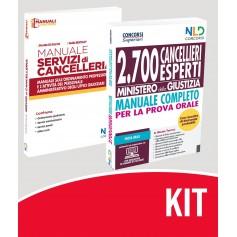 CONCORSO 2700 CANCELLIERI ESPERTI Kit