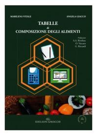 Tabelle di Composizione degli Alimenti di Vitale, Giacco