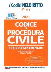 codice di procedura civile plus 2021
