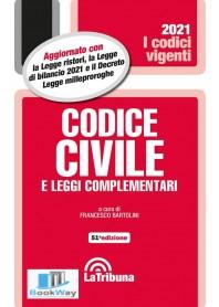 codice civile e leggi complementari vigente