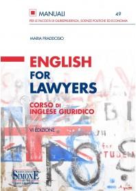 English for Lawyers di Fraddosio