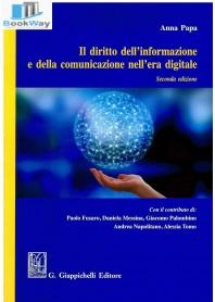 diritto informazione e della comunicazione nell'era digitale