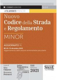 Nuovo Codice della Strada e Regolamento Minor di Chiaese, Petrucci