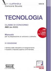 TECNOLOGIA Classe di concorso A60 (ex A033)