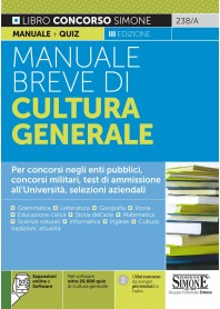 Manuale Breve di Cultura Generale