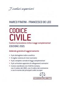 Codice Civile di Fratini, De Leo