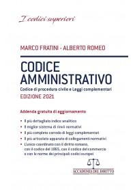 Codice Amministrativo di Fratini, Romeo