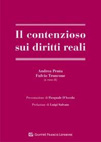 Contenzioso sui Diritti Reali di Penta, Troncone
