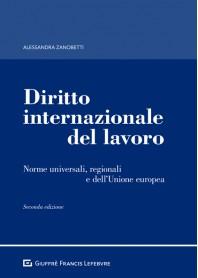 Diritto Internazionale del Lavoro di Zanobetti