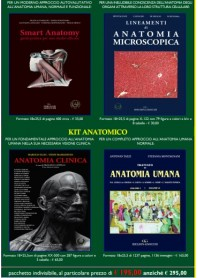 Anatomia Kit di Di Meglio, Montagnani, Ellis, Tazzi
