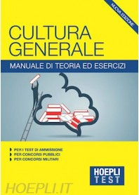 HOEPLITest Cultura Generale