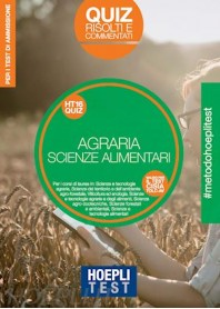 HOEPLITest Agraria Scienze dell'Alimentazione Quiz