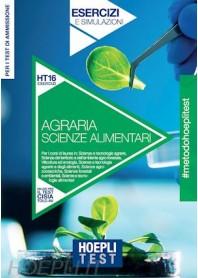 HOEPLITest Agraria Scienze dell'Alimentazione Esercizi