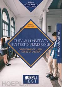 HOEPLITest Guida all'Università e ai Test di Ammissione