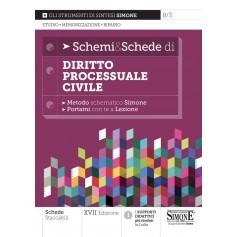 Schemi & Schede di Diritto Processuale Civile