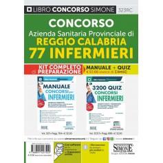 Concorso Azienda Sanitaria Provinciale di Reggio Calabria 77 Infermieri Kit