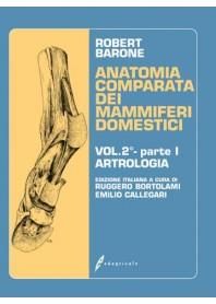 Anatomia Comparata dei Mammiferi Domestici Vol.2 Artrologia di Barone