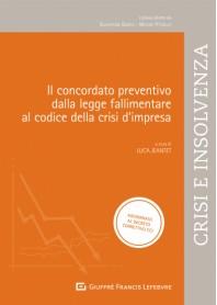 Concordato Preventivo dalla Legge Fallimentare al Codice della Crisi d'Impresa di Jeantet