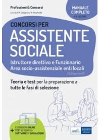 Concorsi per Assistente Sociale di Losignore, Moschetta