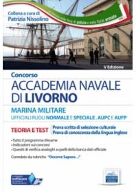 Concorso Accademia Navale Ufficiali Marina Militare di Livorno di Nissolino