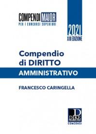 Compendio di diritto amministrativo 2021 Maior