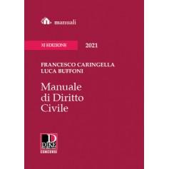 MANUALE DI DIRITTO CIVILE di Caringella, Buffoni