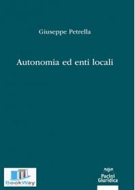 autonomia ed enti locali