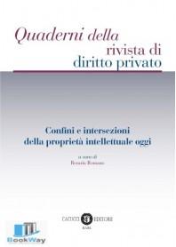 quaderni della rivista di diritto privato