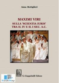maximi viri sulla scientia iuris' tra il iv e il i sec.a.c.