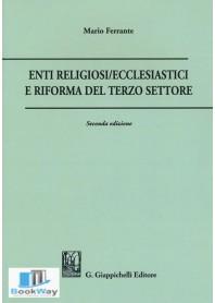 enti religiosiecclesiastici e riforma del terzo settore