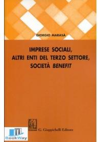 imprese sociali, altri enti del terzo settore, societa' benefit