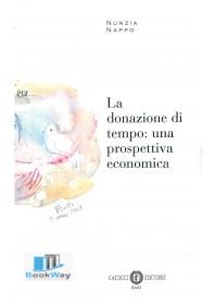 donazione di tempo: una prospettiva economica (la)