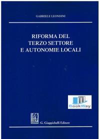 riforma del terzo settore e autonomie locali