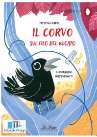 corvo sul filo del bucato (il)