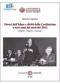 doveri dell'islam e diritti della costituzione a nove anni dai moti del 2011
