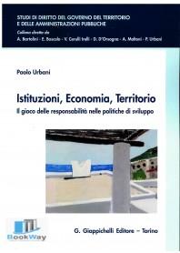 istituzioni, economia, territorio.