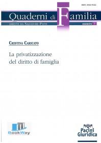 privatizzazione del diritto di famiglia (la)