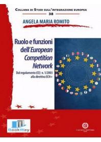 ruolo e funzioni dell'european competition network.