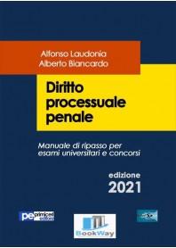 diritto processuale penale 2021