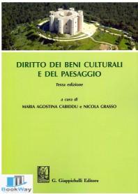 diritto beni culturali e del paesaggio