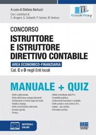 concorso istruttore e istruttore direttivo contabile
