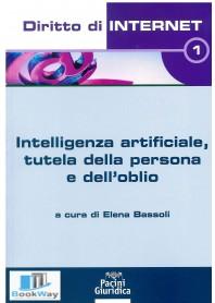 intelligenza artificiale, tutela della persona e dell'oblio