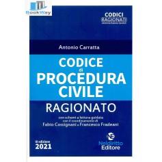codice di procedura civile ragionato minor 2021