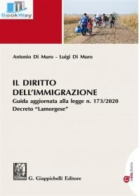 diritto dell'immigrazione (il)