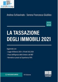 tassazione degli immobili 2021 (la)