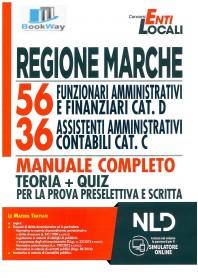 regione marche funzionari  e assistenti cat. d e cat. c