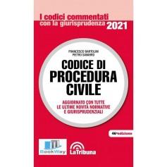 codice di procedura civile commentato con la giurisprudenza