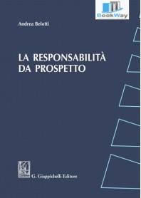 responsabilitÀ da prospetto (la)